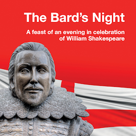 The Bard's Night Logo